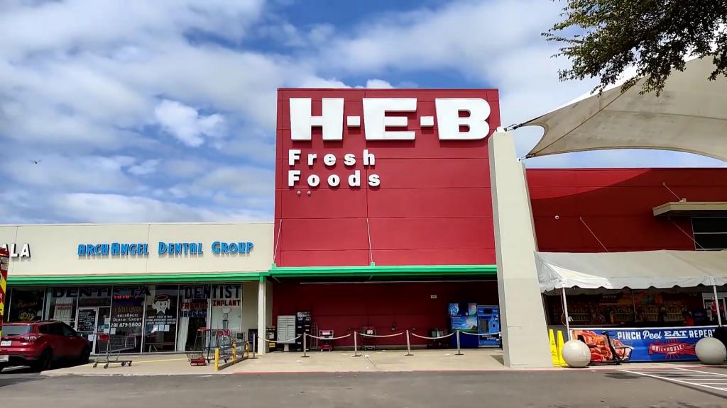 H-E-B Survey to Win $100