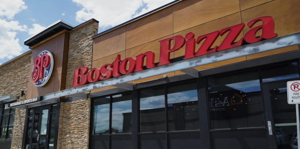 How To Participate In Tell Boston Pizza Survey