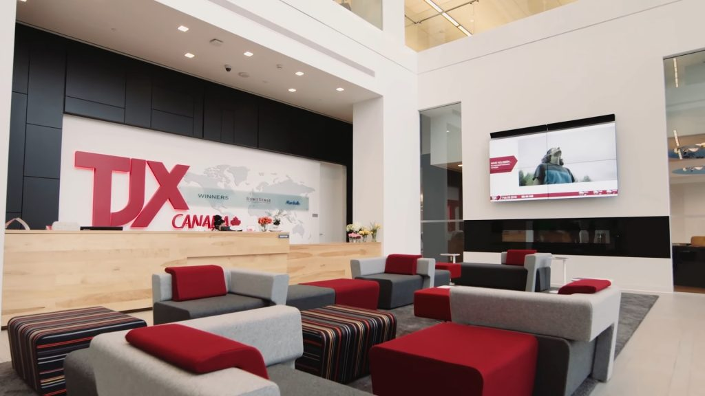 TJX Canada Opinion Survey